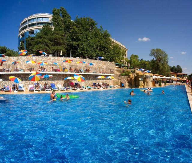 Хотел Калиакра Палас - New swimming pool
