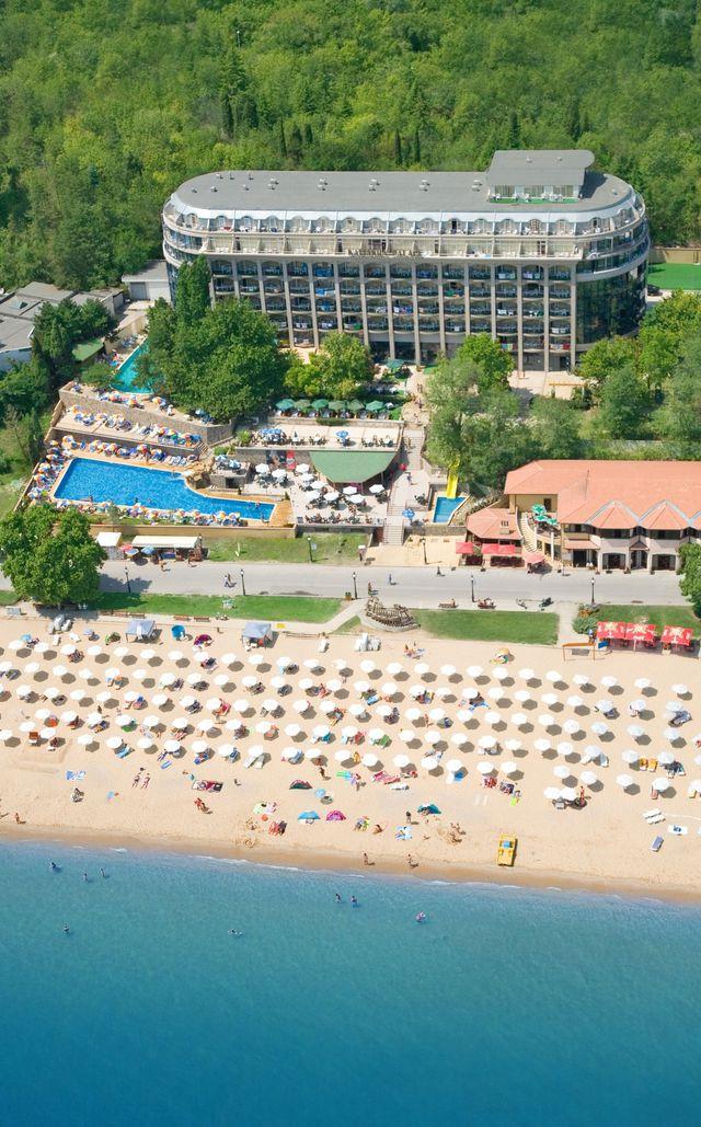 """Отель """"Калиакра Палас"""" - Pool"""